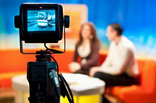 On-camera tips for journalists and communications pros