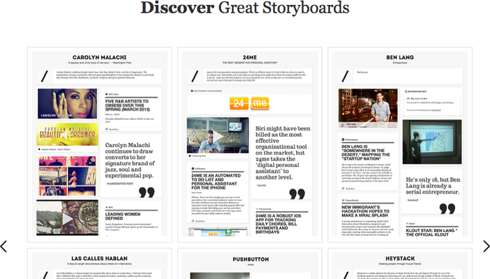 How to create visually stunning online press kits