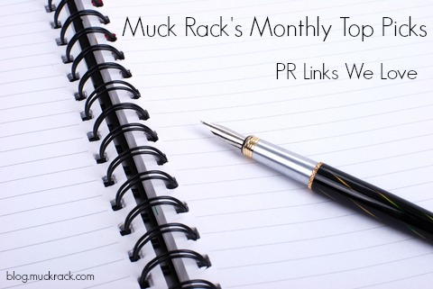 Muck Rack's monthly top picks: 5 links we loved in April