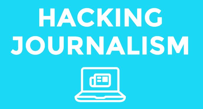 The man behind the journalism hackathon at MIT Media Lab
