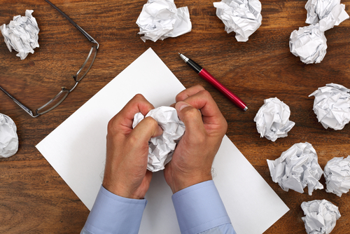 Three tactics communicators can use to beat writer's block