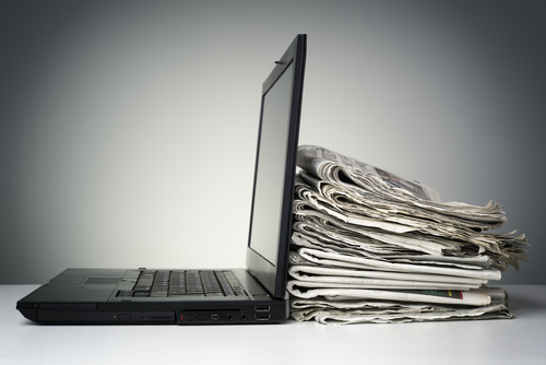 10 ways the Internet is killing journalism