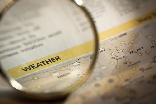 #MuckedUp chat Tuesday: The forecast on the future of weather reporting