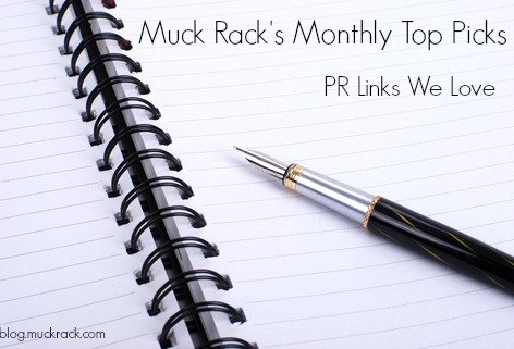 Muck Rack's monthly top picks: 5 links we loved in May