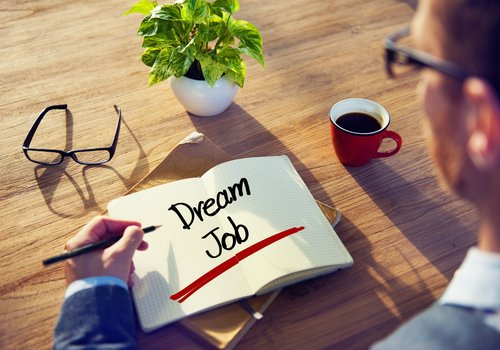 How to land your PR dream job