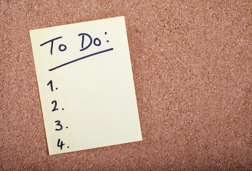 How to turn your PR around: a to-do list