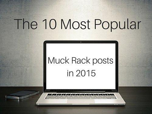 The 10 most popular Muck Rack posts in 2015
