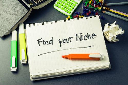 How to find your PR niche