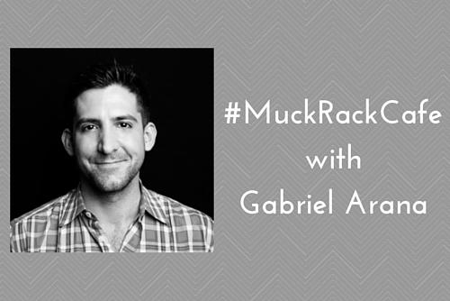 #MuckRackCafe with Gabriel Arana