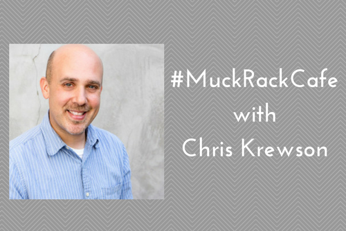 #MuckRackCafe with Chris Krewson