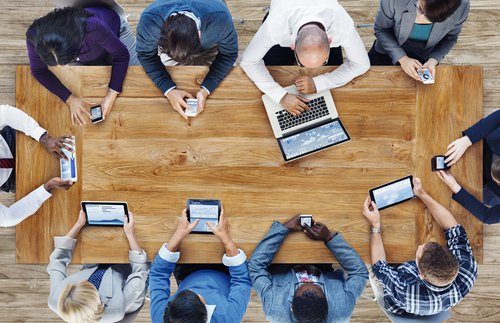 Six ways technology has disrupted public relations