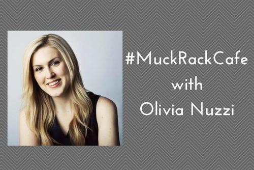 #MuckRackCafe with Olivia Nuzzi