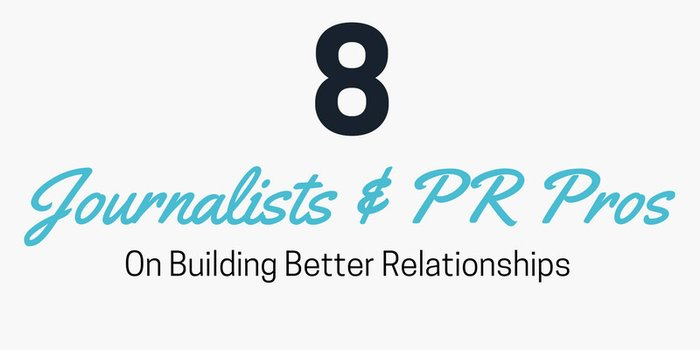 No haters here: Eight PR pros & journalists on building better relationships
