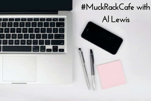 #MuckRackCafe with Al Lewis