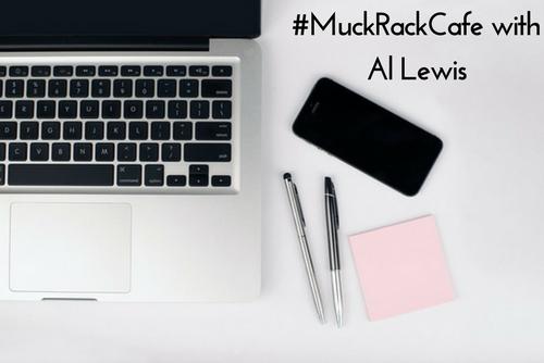 #MuckRackCafe with Al Lewis