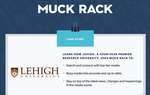 How Lehigh University uses Muck Rack to achieve their PR goals