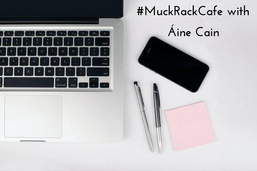 #MuckRackCafe with Áine Cain
