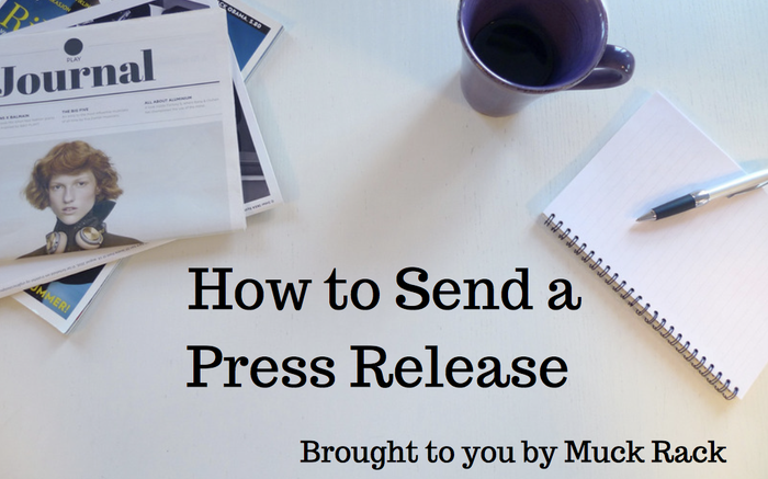 How to send a press release in 6 simple steps