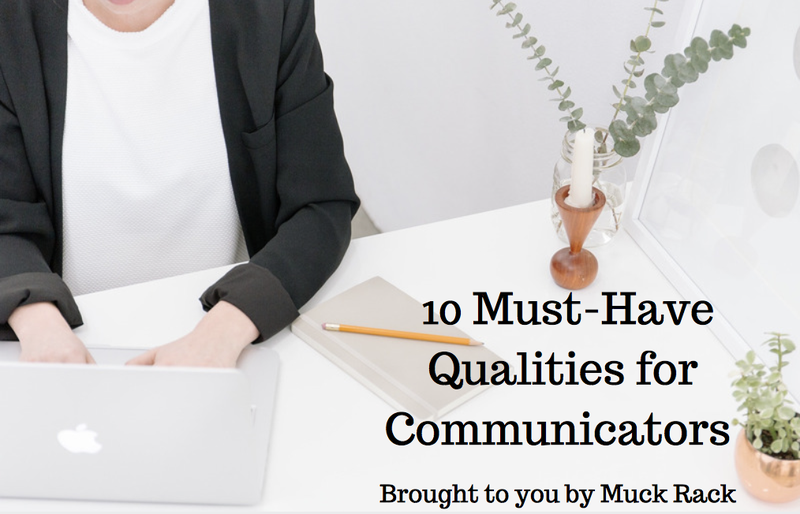How to do good PR: 10 must-have qualities for communicators
