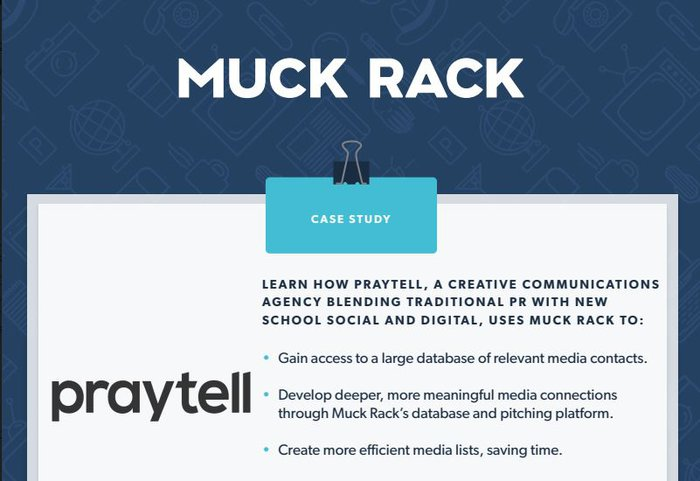 How Praytell uses Muck Rack to achieve their PR goals