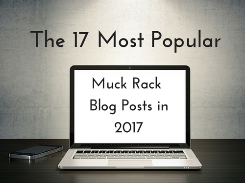 The 17 most popular Muck Rack posts in 2017