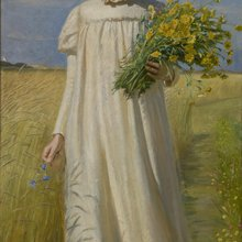 'A World Apart: Anna Ancher and the Skagen Art Colony' OpensAt National Museum of Women in the Ar...