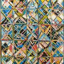 """Erin Curtis: Diamond Blind"" at Flashpoint Gallery, Reviewed"