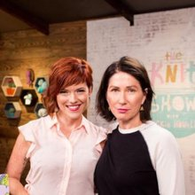 Knitting Diva Brings Craft To The Forefront On New TV Show