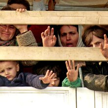 I came here as a Bosnian war refugee. This is what makes me American.