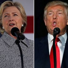 Voters Choosing Among 'Lesser of Two Evils,' Survey Finds
