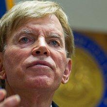 Former KKK Leader David Duke Qualifies for US Senate Race Debate