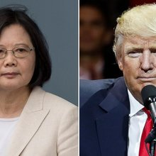 Trump Speaks With Taiwanese President, Breaking Policy