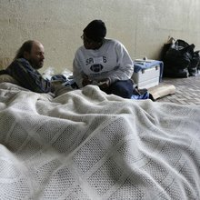 Homelessness declines as new thinking fuels 'giant untold success'