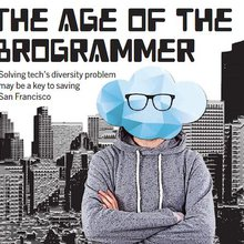 The age of the brogrammer