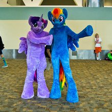 Ponying up radical inclusion at BronyCon