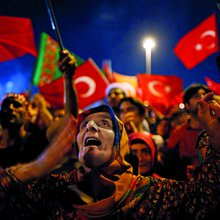 Turkey: The Night the Soldiers Came