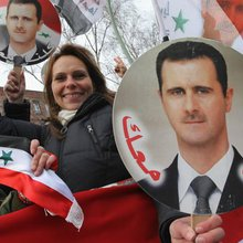 Assad's Allies In The West