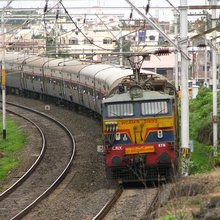 Railways set to miss FY17 freight and passengers earnings target till January by Rs.14,195 crore ...