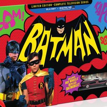 Comic-Con: Details of 'Batman '66' Blu-ray/DVD set