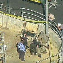 More human remains found at California treatment plant