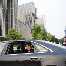 What's driving one of China's richest men?