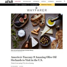America's Tuscany: 9 Amazing Olive Oil Orchards to Visit in the U.S.