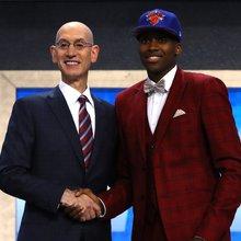 "NBA draft pick's life just got ""crazy, crazy exciting'"