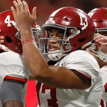 Alabama rallies to win national title in OT