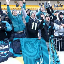 Jaguars make emphatic statement with upset of Steelers
