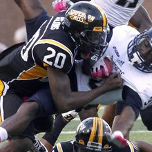 UPDATE: USM player admits role in armed robbery