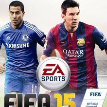 Eden Hazard to be the new face of the FIFA 15 game