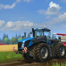 Get them crops growing with Farming Simulator 15