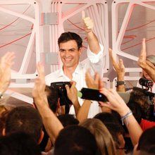 Pedro Sánchez Voted New Secretary General Of Spanish Socialist Party (PSOE) With 49% Of Vote | T...