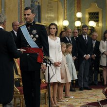 Audio Slideshow: The Proclamation Of Felipe VI, King of Spain, In Madrid | The Spain Report